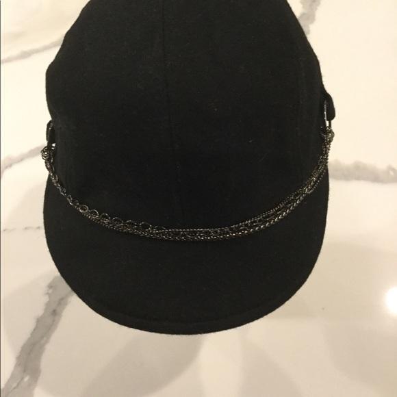 6383717e6fcf7 Giorgio Armani Accessories - Armani Exchange Hat with Chains